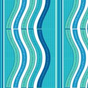 WAVEB-HOBC Hawaiian Ocean / Blue Curacao