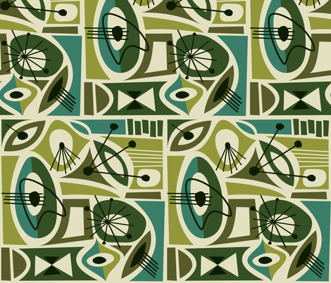 Tacande fabric by theaov on Spoonflower - custom fabric