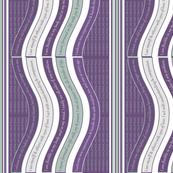 WAVEB-SIPP Silt Green / Patrician Purple