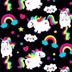 Magical Fat Unicorn
