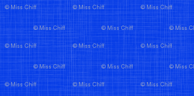 Royal Blue Linen Solid Texture Home Decor _Miss Chiff Designs