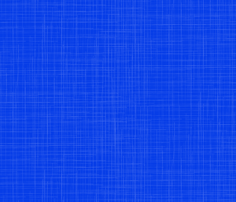 Royal Blue Linen Solid Texture Home Decor _Miss Chiff Designs fabric by misschiffdesigns on Spoonflower - custom fabric