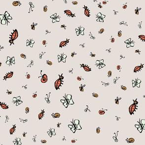Snails & Butterflies