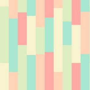 Striped colorful pattern