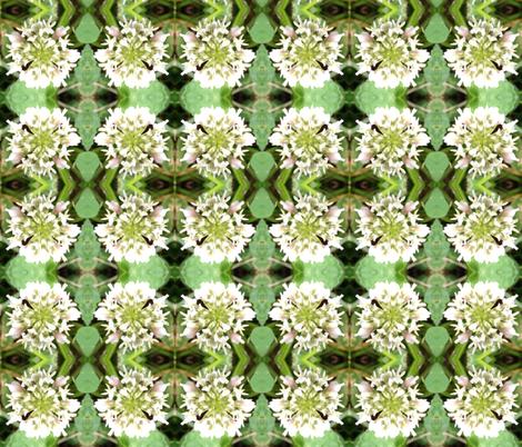 Flower_Study_9 fabric by cedar_creek_studio on Spoonflower - custom fabric