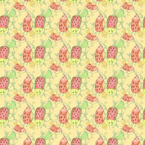 Watermelon Birds