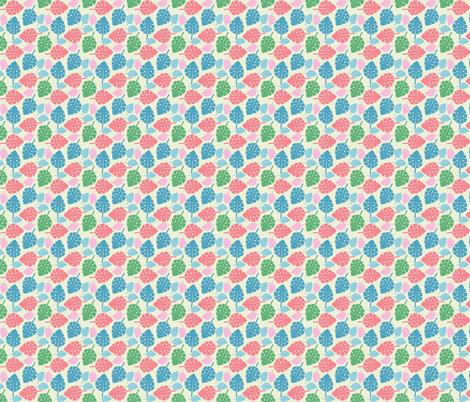 summer fabric by inezjestine on Spoonflower - custom fabric