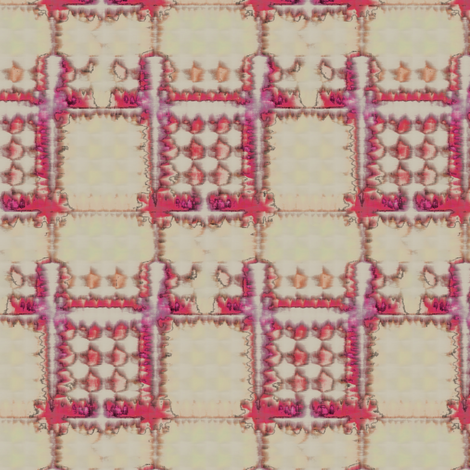 Saudabacus (Red) fabric by david_kent_collections on Spoonflower - custom fabric