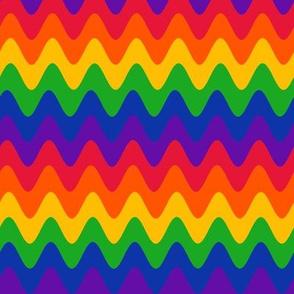 Rainbow Rickrack