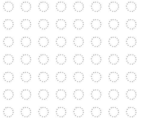 singlecircle fabric by wakikot on Spoonflower - custom fabric