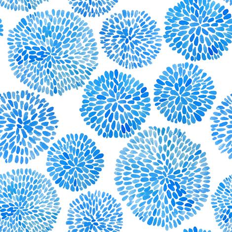 Japanese garden fabric by tasiania on Spoonflower - custom fabric