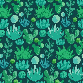 Succulents_trace_pattern2