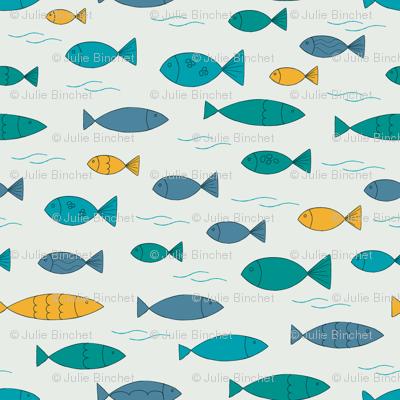 Plenty of fish in the sea fabric rocket ruby designs for Go to plenty of fish com