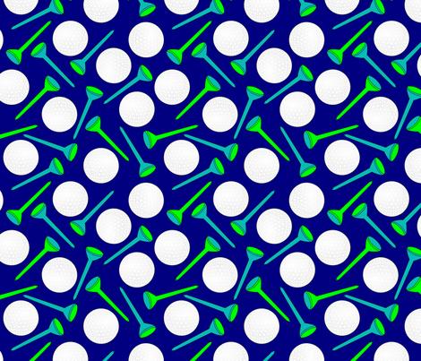 golf  fabric by pamelachi on Spoonflower - custom fabric
