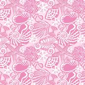 SEA SHELLS pink