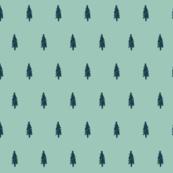 Pine Tree Doodles