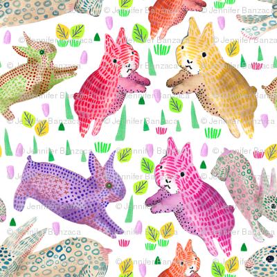bunny frenzy