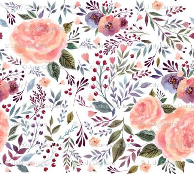 """7"""" Floral Breeze"""