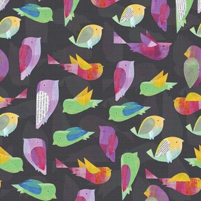 Paper Birds_Grey