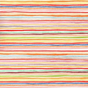 Robayre Watercolor Lines