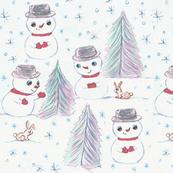 My little snowmen