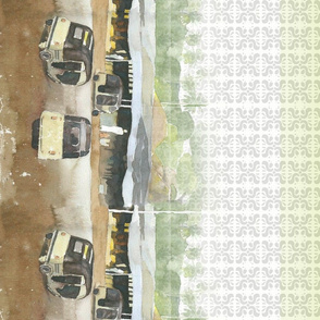 tuktuk border