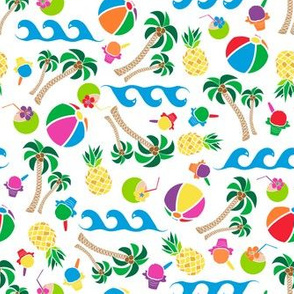 Hawaiian Print