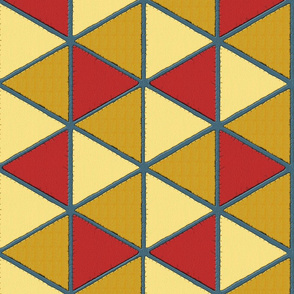 Egyptian Tent triangles