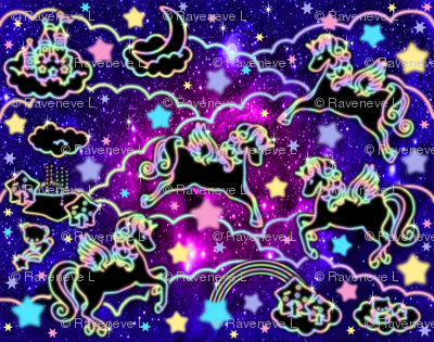 8 Pegasus winged unicorns pegacorns stars rainbows clouds trees ponds lakes teddy bears shooting cats sky skies pony ponies horses purple galaxy violet galaxies nebulae universe night cosmic cosmos planets supernova quasars kawaii japanese inspired moon c