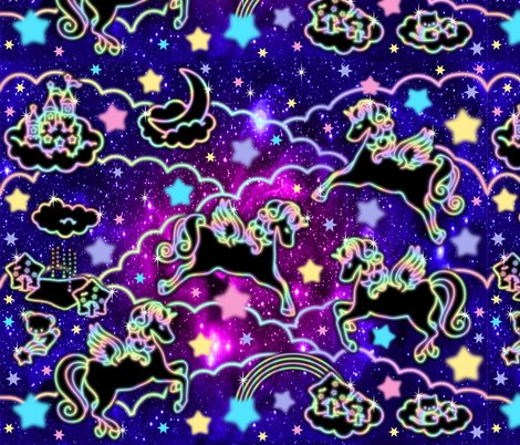 Rspoonflower_smaller_night_pegacorn_with_space_bg_merged_alt_shop_preview