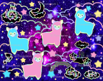 Rspoonflower_color_alpaca_with_space_bg_merged_alt_preview