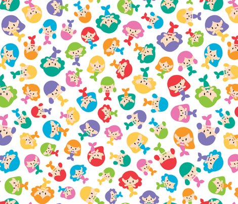 Rrrrditsy-mermaids-special-fabric-pattern-white_shop_preview