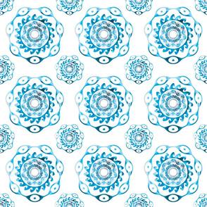 Blue Water Wheels