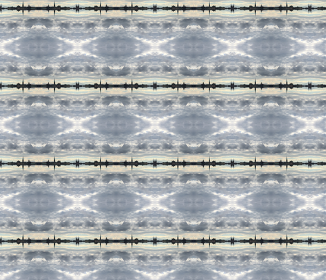 Stockholm's Skyline fabric by ströva on Spoonflower - custom fabric
