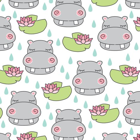 Rhippos-and-water-lilies-grey_shop_preview