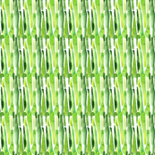 Green watercolor stripes (additional print for My sweet dragon fruit print)