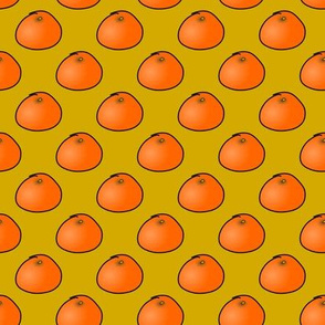 Mini oranges