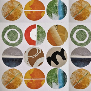Collage Circles