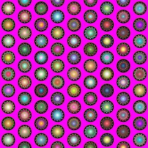 Galaxy_Polka-dots_Pink_Hot