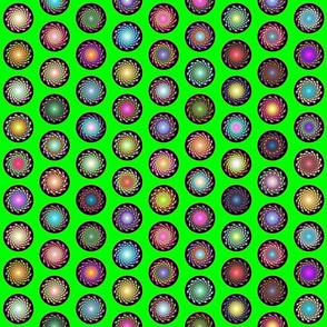 Galaxy_Polka-dots_Green_Neon