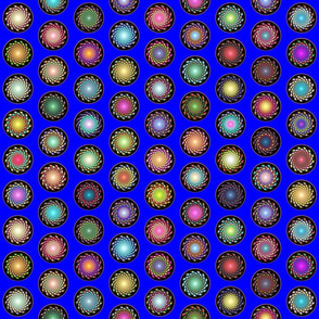 Galaxy_Polka-dots_Blue Navy