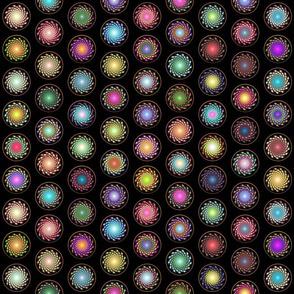 Galaxy_Polka-dots_Black
