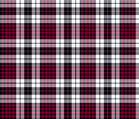 "Little clan dress tartan, 6"" fabric by weavingmajor on Spoonflower - custom fabric"