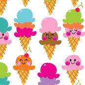 aloha ice cream cones