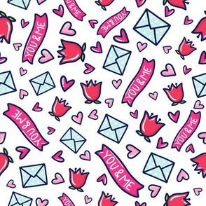 More Love Letters Doodle