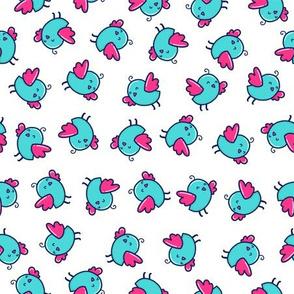 Birdie Doodle