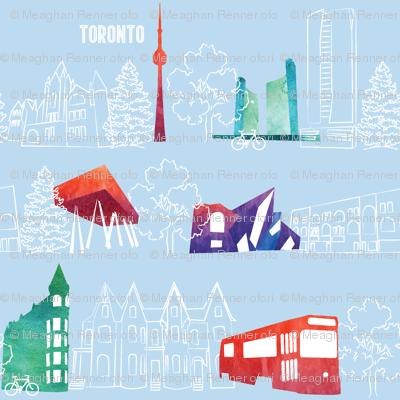 Toronto_watercolour-