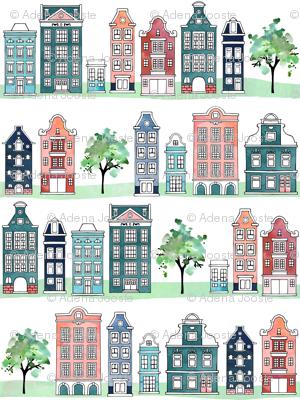 Amsterdam neighbourhood