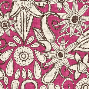 sarilmak pink brown