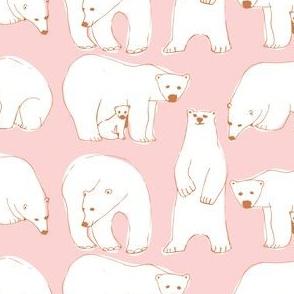 Polarbears Pink